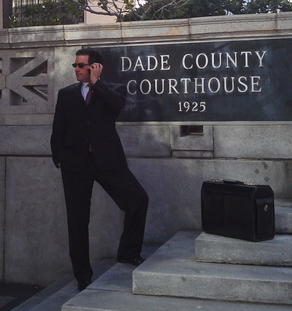 Eric Cropped Dade Courthouse