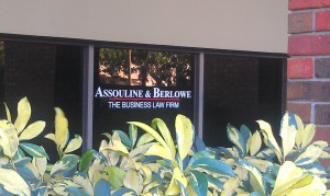 Miami Office - Background with Plants in Foreground Assouline   Belowe (00091586)
