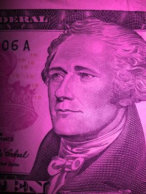 Hamilton Pink