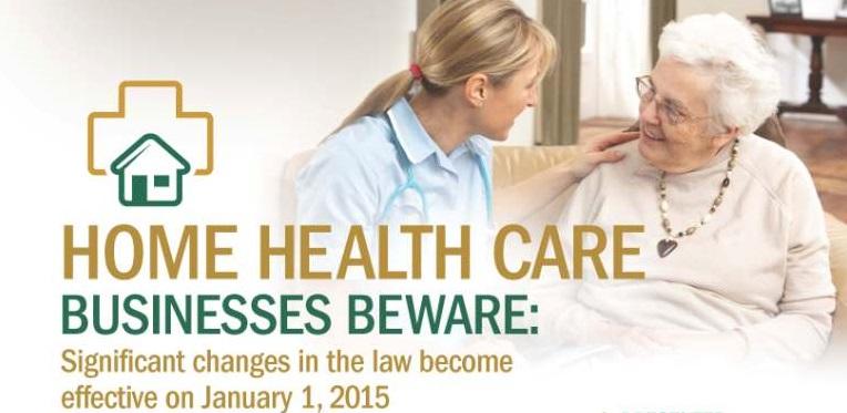 Home Health Care Companionship Exemption