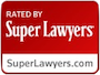 SuperLawyer Badge Red