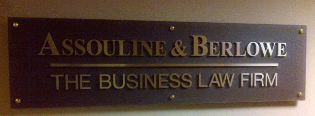 Assouline & Berlowe
