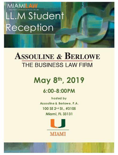Assouline Berlowe UM LLM Flyer 2019 (00264360xA4579)